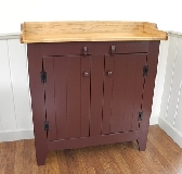 Shaker Style Dry Sink