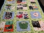 Custom T shirt Memory Quilts