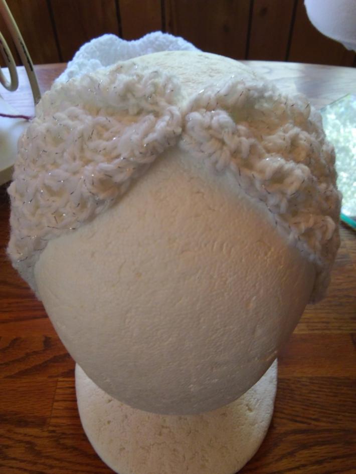 Crochet Ladies Ear Warmer