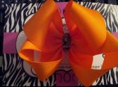 Torrid Orange Pigtail Set