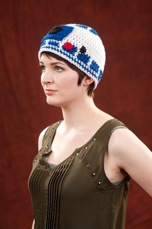 Adult R2D2 Hat