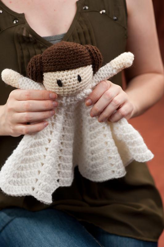 Crochet Princess Lovey