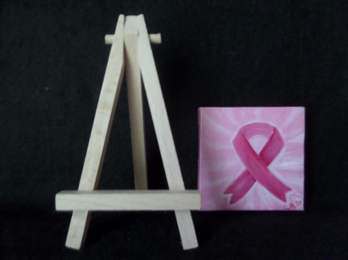 Fight Cancer Ribbon