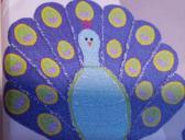 Peacock Rag Quilt