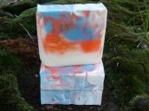 Whistlin Dixie artisan soap