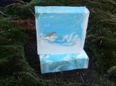 Texas Bluebonnet artisan soap