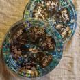 Resin Coaster Dunlop