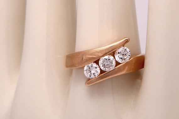 Elegant Gold Filled Ring