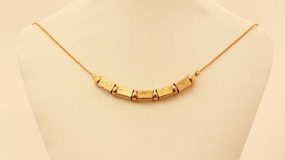 Elegant Gold Filled Necklace