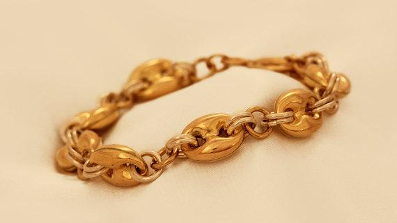 Gold Filled Elements Bracelet