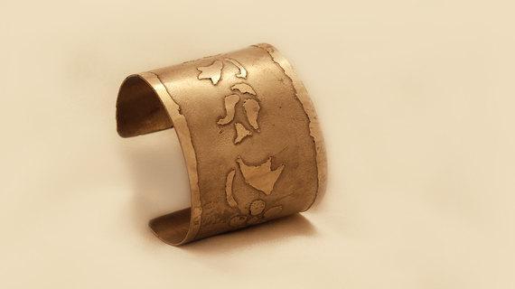 Unique Alpaca Bracelet
