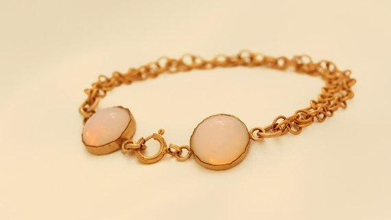 Opal Stone Bracelet