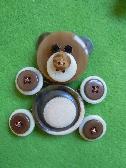 Buttons Bear