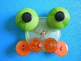 Buttons Frog