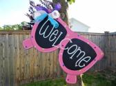 summer door hanger