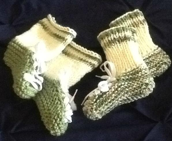 Mr Green Jeans newborn pant set