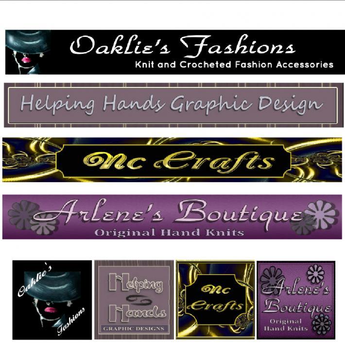 Custom Banner Sets
