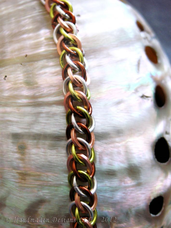Half Persian 3in1 bracelet v3