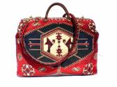 Carpet Bag Red Kazak