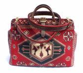 Carpet Bag Kazak Red Medium