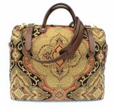 The Countess Carpet Bag Handmade in England