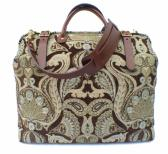 Kensington Fabric Carpet Bag
