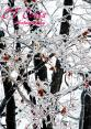 Cool Branches winter photography nature art print frozen tree wall art 5x7 inches