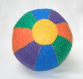 Large Felt Play Ball Plush