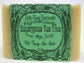 Eucalyptus Tea Tree Goat Milk Sap