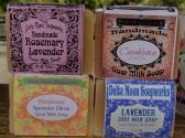 Gift Assortment of Lavender Goat Milk Soap
