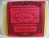 Our Favorite Goat Milk Soap    Red Clover Tea
