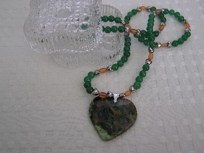 Sonora sunrise Jasper Heart