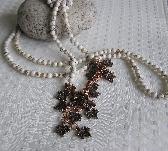 Windblown Tasseled Necklace