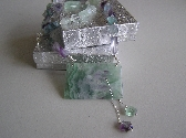 Be The Star Flourite Star Necklace