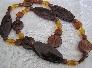 Sweet Sweet Amber   Vintage Amber Necklace