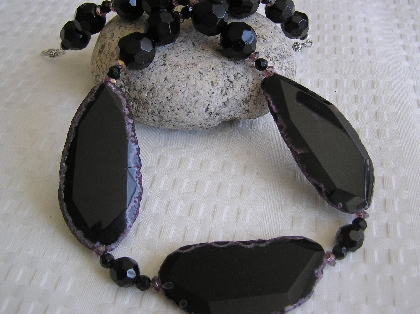 Agate at Its Best Lg Chunks of Agates with Druzy