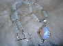 Moonstruck Opalite and Moonstones Necklace