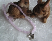 Peter Cotton Tail Rabbit Necklace
