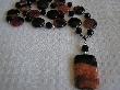 Heavens Harmony    Agate Geode Druzy Necklace