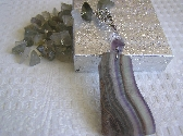 Rainbow Dreams Large Fluorite Necklace