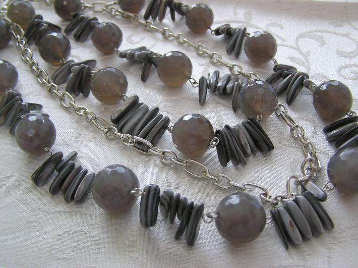 Gray Agate Beauty