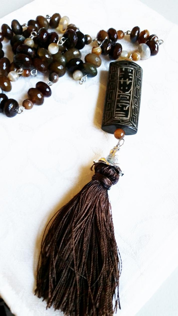 Long Ago In China                     Long Necklace