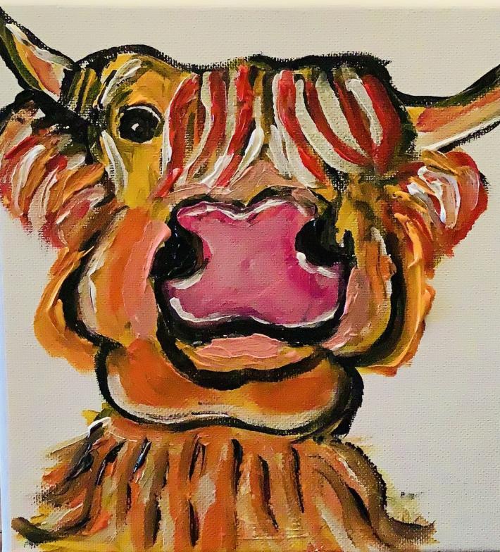 Horney Cow