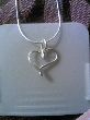 Signature Single Heart Necklace