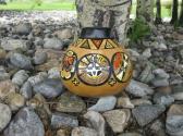 Southwestern Gourd Vase
