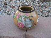 Still life gourd bowl