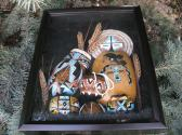 Native American Shadow Box
