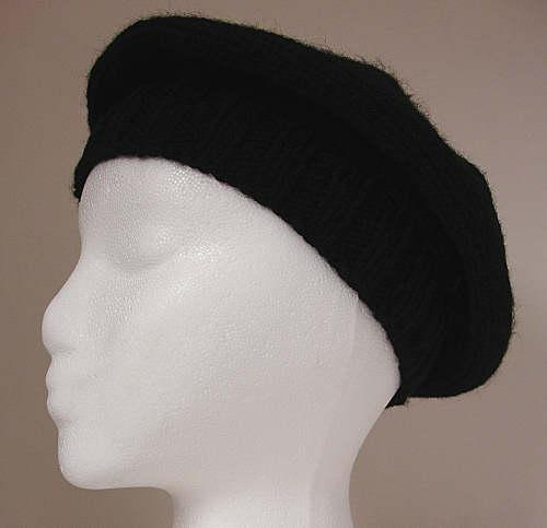 Short Row Beret Pattern