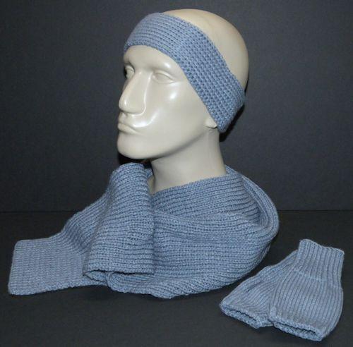 Warm Knitted Headband or Ear Warmer