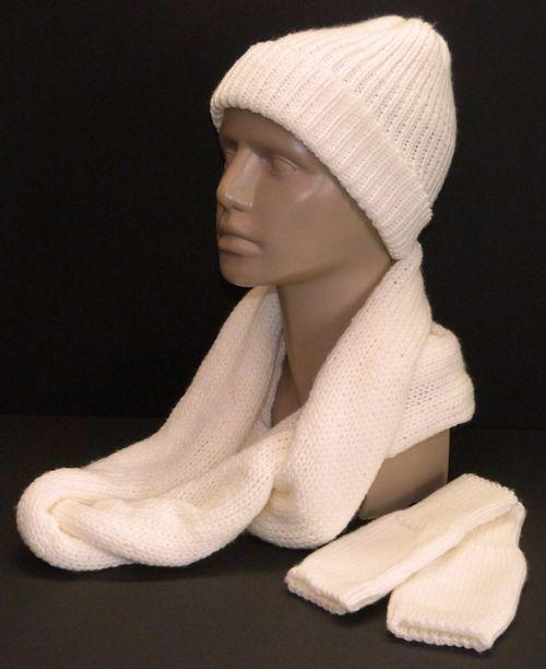 Knitted Loop Scarf or Infinity Scarf